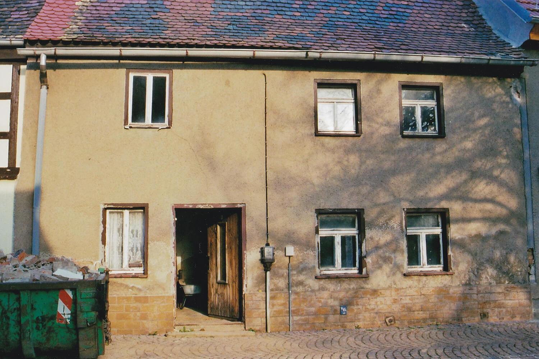 Das Haus vor dem Kauf